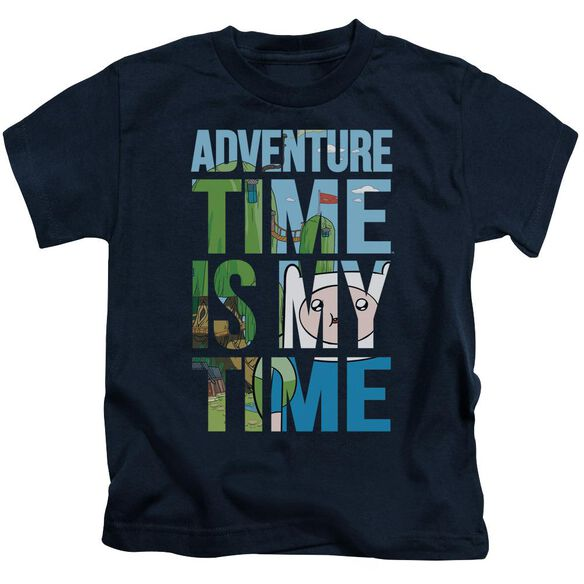 Adventure Time My Time Short Sleeve Juvenile T-Shirt