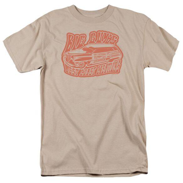 Big Guy's West Coast Creations Short Sleeve Adult Sand T-Shirt