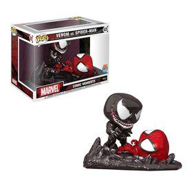 Funko Pop! Comic Moments: Venom vs Spider-Man [PX Previews Exclusive]