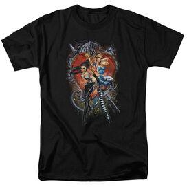 Zenoscope Heart Short Sleeve Adult T-Shirt