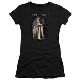 Constantine Smoker Short Sleeve Junior Sheer T-Shirt