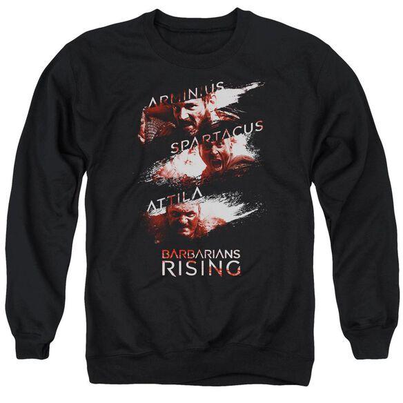 Barbarians Rising Barbarian Splash Adult Crewneck Sweatshirt