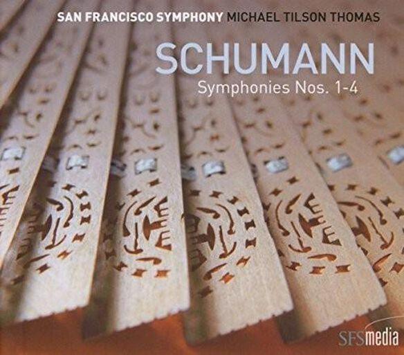Schumann/ Michael Thomas Tilson - Schumann: Symphonies Nos 1-4