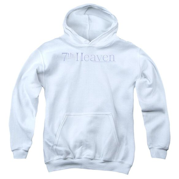 7 Th Heaven 7 Th Heaven Logo Youth Pull Over Hoodie