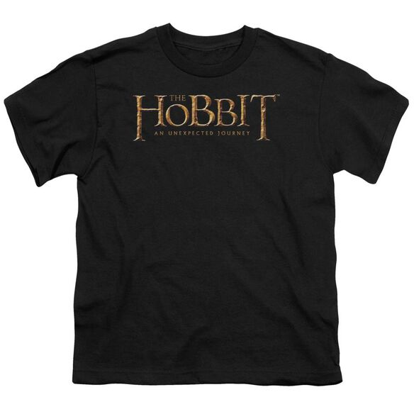 The Hobbit Logo Short Sleeve Youth T-Shirt