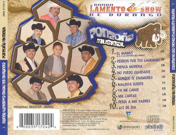 Ponzona Musical 0305