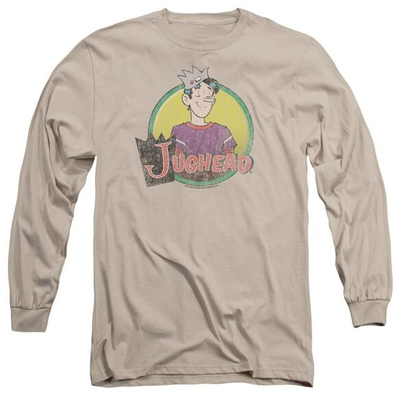 Archie Comics Jughead Distressed Long Sleeve Adult T-Shirt