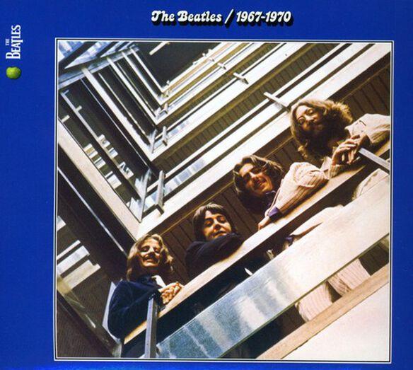 The Beatles - 1967-1970 (Blue)