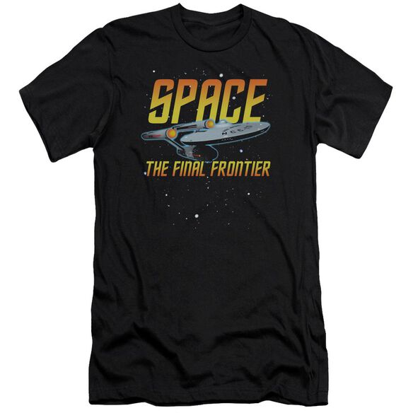Star Trek Space Premuim Canvas Adult Slim Fit