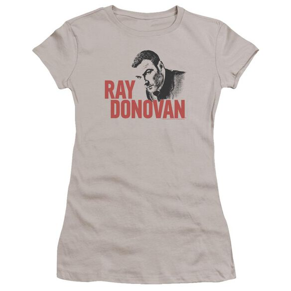 Ray Donovan Logo Premium Bella Junior Sheer Jersey