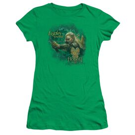 Hobbit Greenleaf Short Sleeve Junior Sheer Kelly T-Shirt