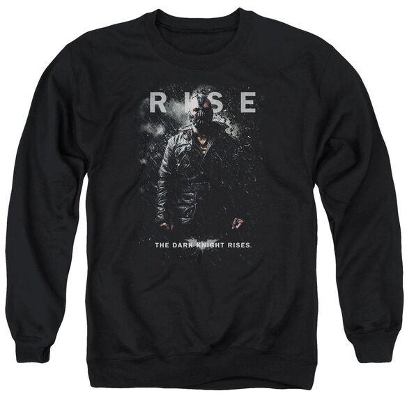 Dark Knight Rises Bane Rise Adult Crewneck Sweatshirt