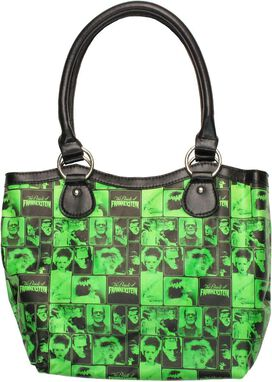 Bride of Frankenstein Bow Purse