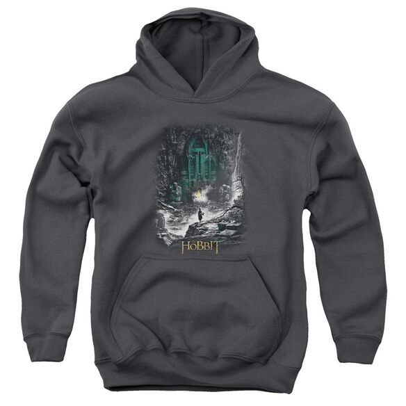 Hobbit Second Thoughts Youth Pull Over Hoodie