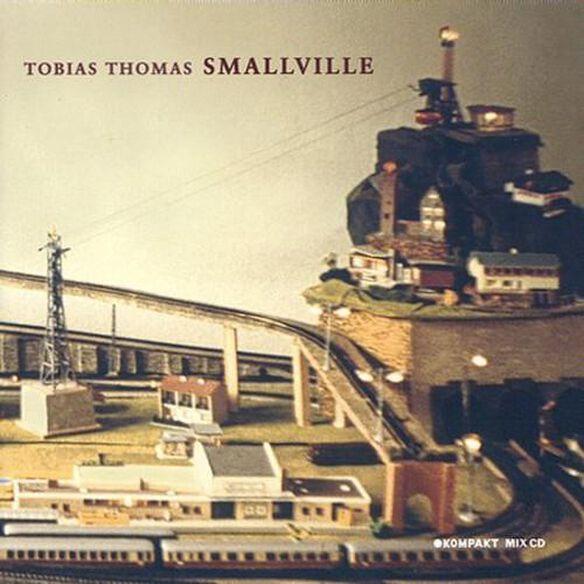 Tobias Thomas - Smallville