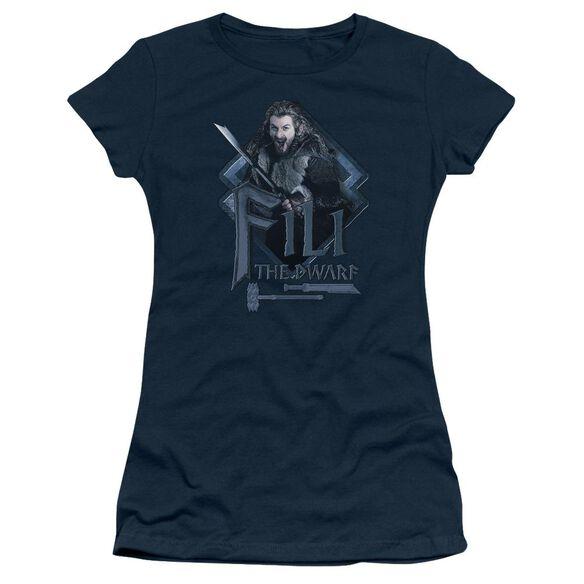 The Hobbit Fili Short Sleeve Junior Sheer T-Shirt