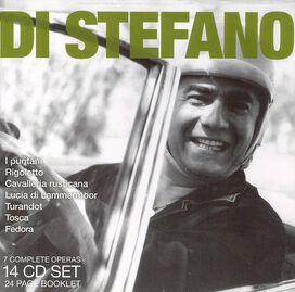 Giuseppe di Stefano - Legendary Performances of Di Stefano [Box Set]