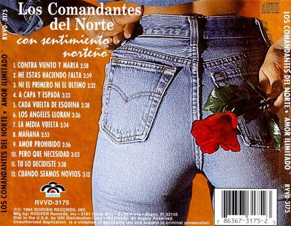 Amor Ilimitado Con 0195