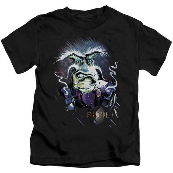 Farscape Rygel Smoking Guns Short Sleeve Juvenile Black T-Shirt