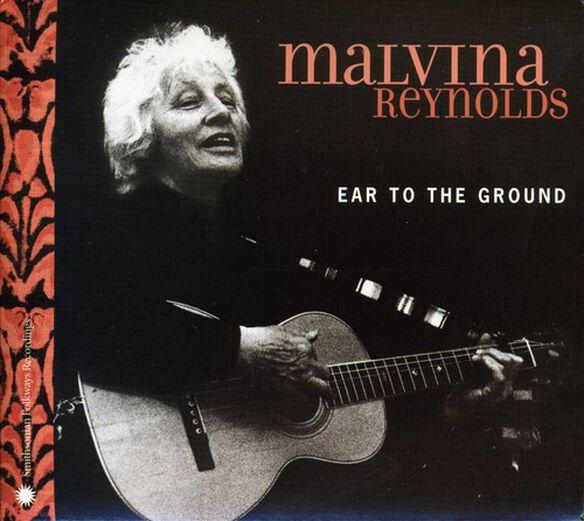 Malvina Reynolds - Ear to the Ground