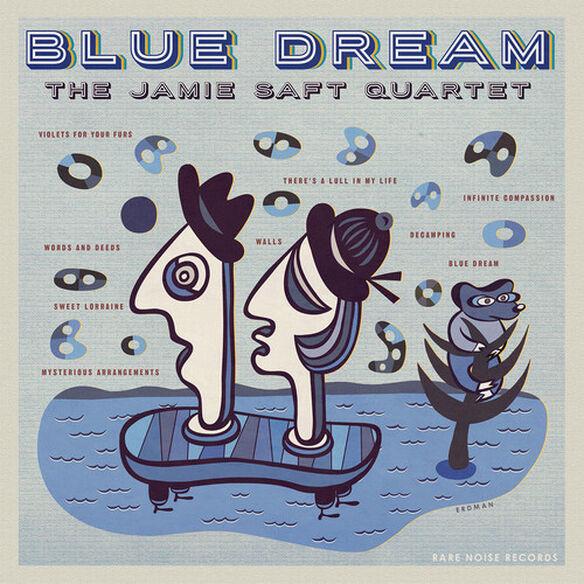 Jamie Saft - Blue Dream