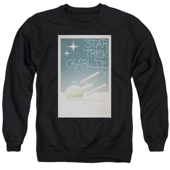 Star Trek Tos Episode 2 Adult Crewneck Sweatshirt
