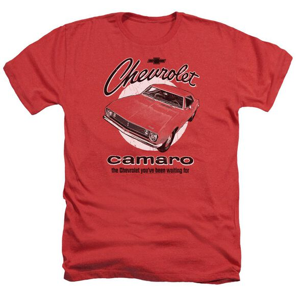 Chevrolet Retro Camaro Adult Heather