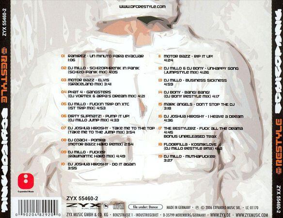 Schizopanik Mixed By Dj M