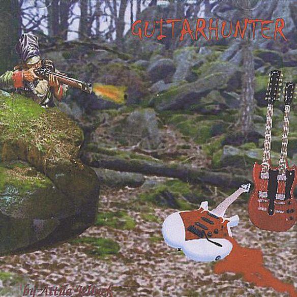 Guitarhunter (Cdr)