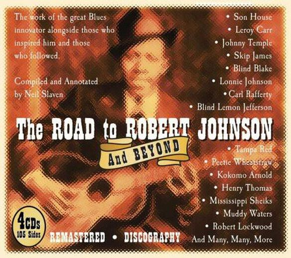 Road To Robert Johnson