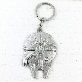 Star Wars Millenium Falcom Keychain