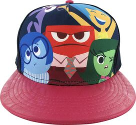 Inside Out Cast Sublimated Buckle Hat