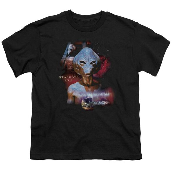 Sg1 The Asgard Short Sleeve Youth T-Shirt