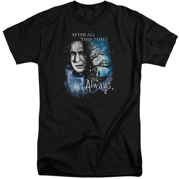 Harry Potter Always Short Sleeve Adult Tall T-Shirt