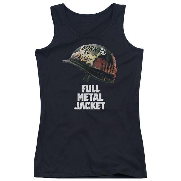 Full Metal Jacket Poster Juniors Tank Top