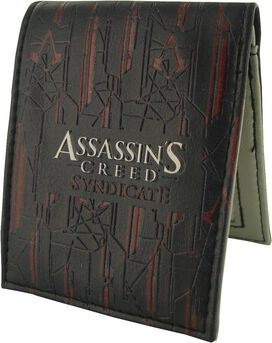 Assassins Creed Syndicate Character Bi Fold Wallet