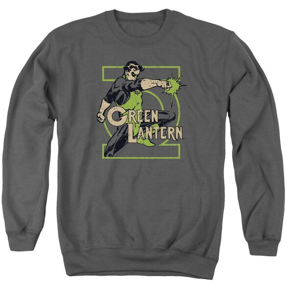 Dc Ring Power Adult Crewneck Sweatshirt