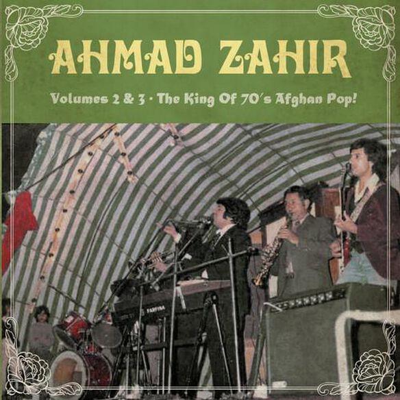 King Of 70 S Afghan Pop 2 & 3