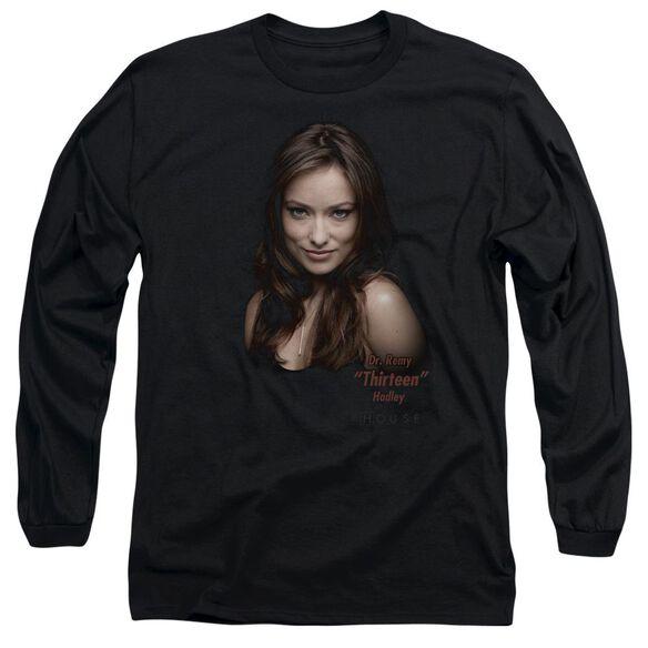 House Thirteen Long Sleeve Adult T-Shirt