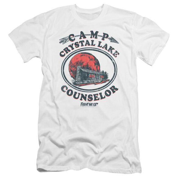 Friday The 13 Th Camp Counselor Hbo Short Sleeve Adult T-Shirt