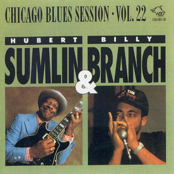 Various Artists - Chicago Blues Sessions 22 / Various