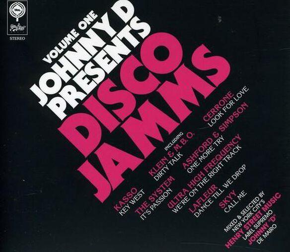 Johnny D Presents Disco Jamms 1 / Various