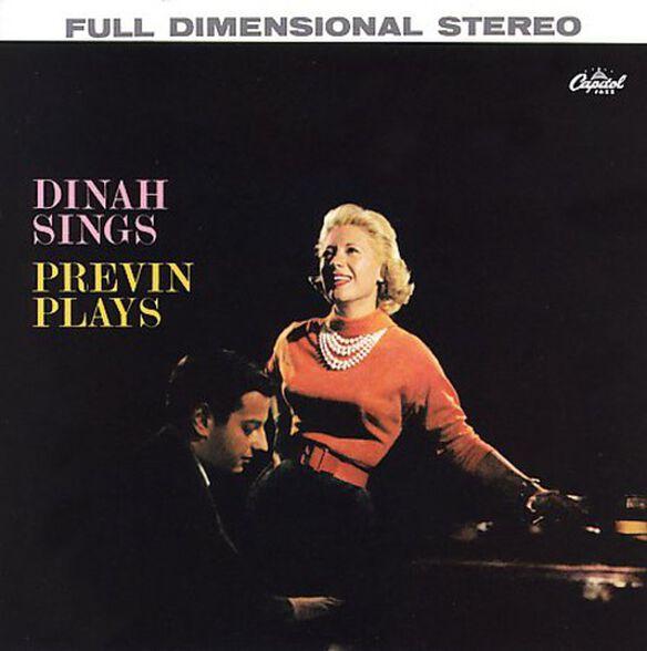 Dinah Shore - Dinah Sings Previn Plays