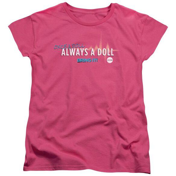 Bring It Doll Short Sleeve Womens Tee Hot T-Shirt