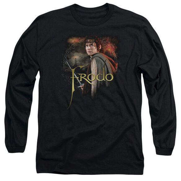 Lor Frodo Long Sleeve Adult T-Shirt