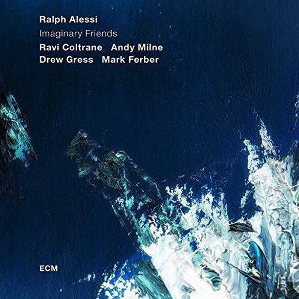 Ralph Alessi / Ravi Coltrane / Andy Milne - Imaginary Friends
