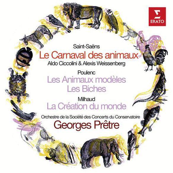 Le Carnaval Des Animaux / Poulenc: Les Animaux
