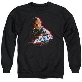 Fast And The Furious Toretto - Adult Crewneck Sweatshirt - Black