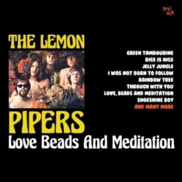 Love Beads & Meditation (Uk)
