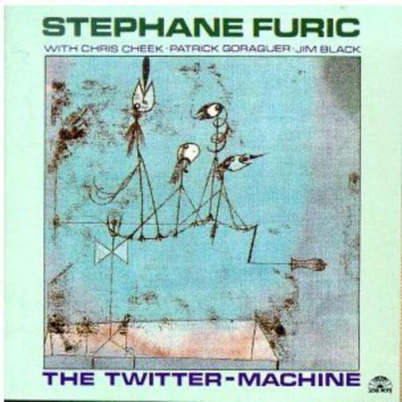 Twitter Machine (Ita)